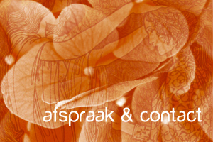 afspraak en contact